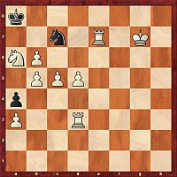 Weihnachtsnuss #2 - B. Harley, South African Chess 1937 - Matt in 3